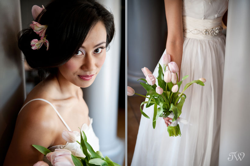 Tulip Wedding Bouquets Calgary Wedding Photographer 01 Quotes