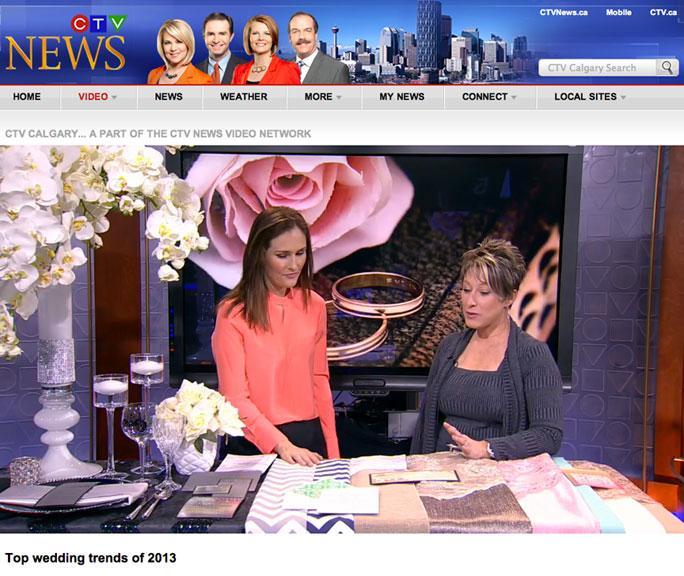 Lynn Fletcher discussed wedding trends