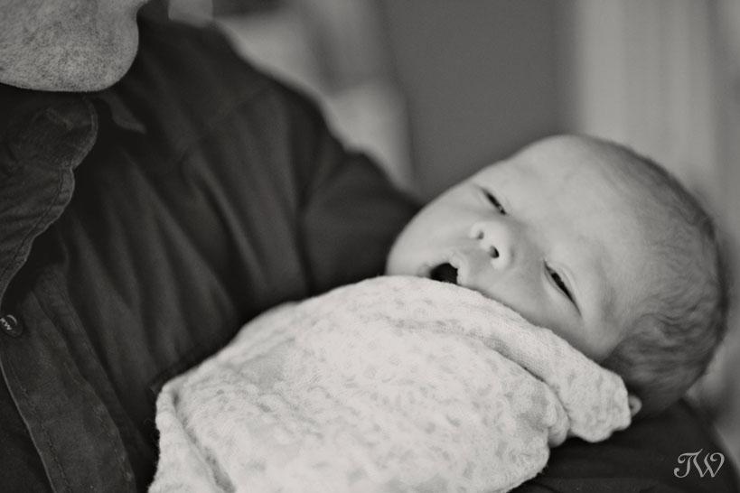 Newborn-photos-Calgary-baby-father