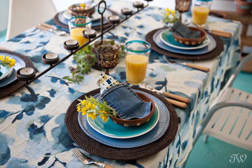 Calgary Stampede Breakfast inspiration captured by Tara Whittaker Photography