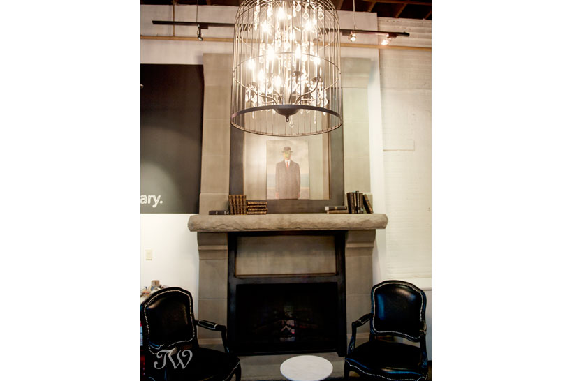 Fireplace at The Commons in Ramsay captured by Tara Whittaker Photography