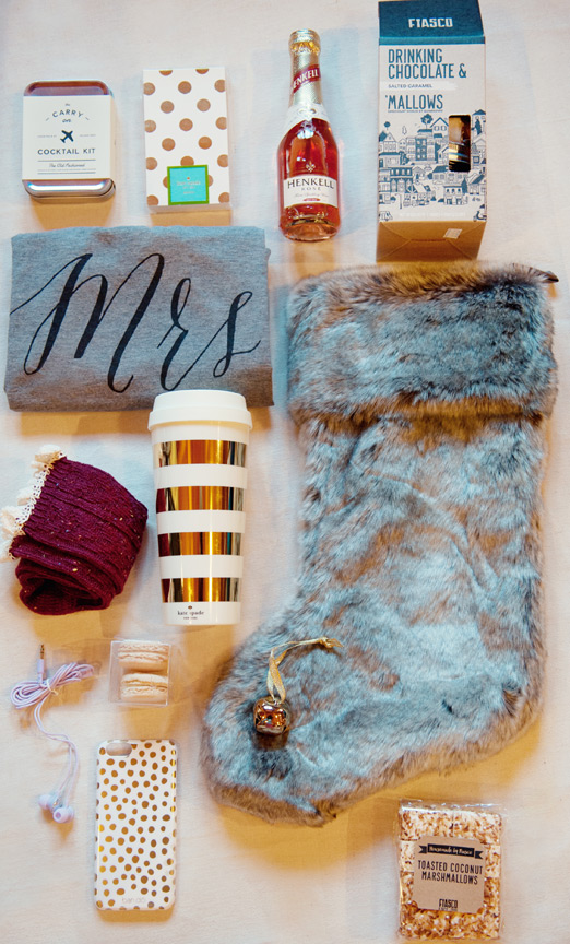 stocking stuffer ideas for her captured by Tara Whittaker Photography