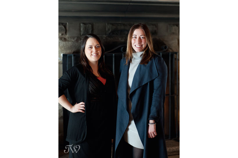 Lisa and Britney from Great Events captured by Tara Whittaker Photography