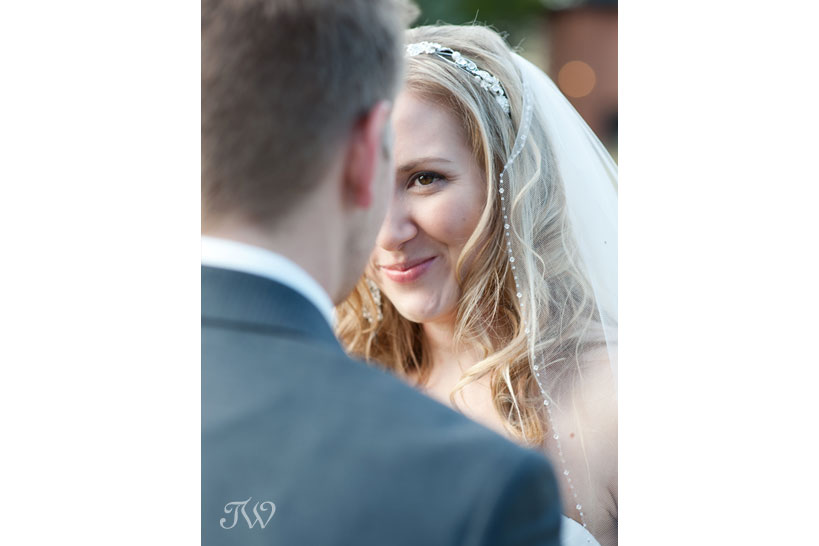 first look at Heritage Park wedding captured by Tara Whittaker Photography