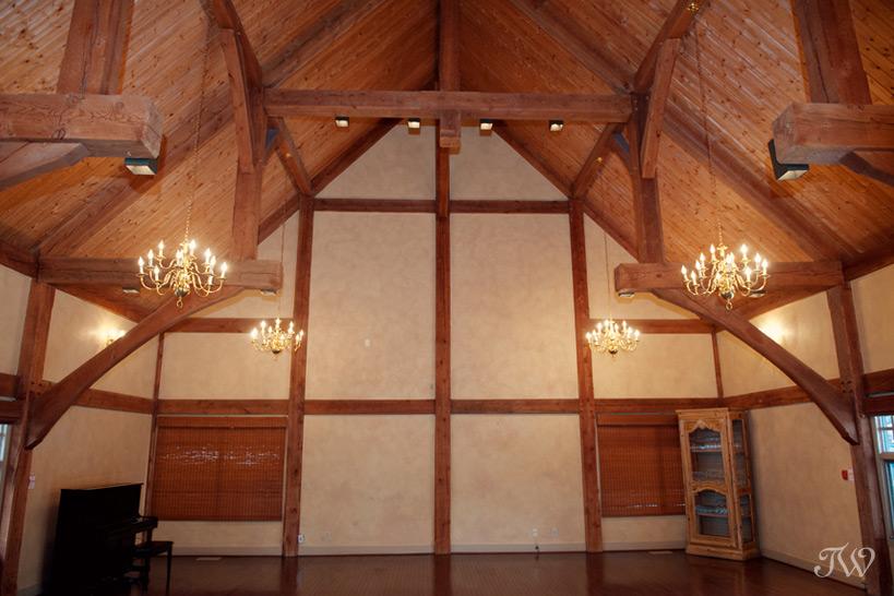 Wainwright Room at Buffalo Mountain Lodge captured by Tara Whittaker Photography