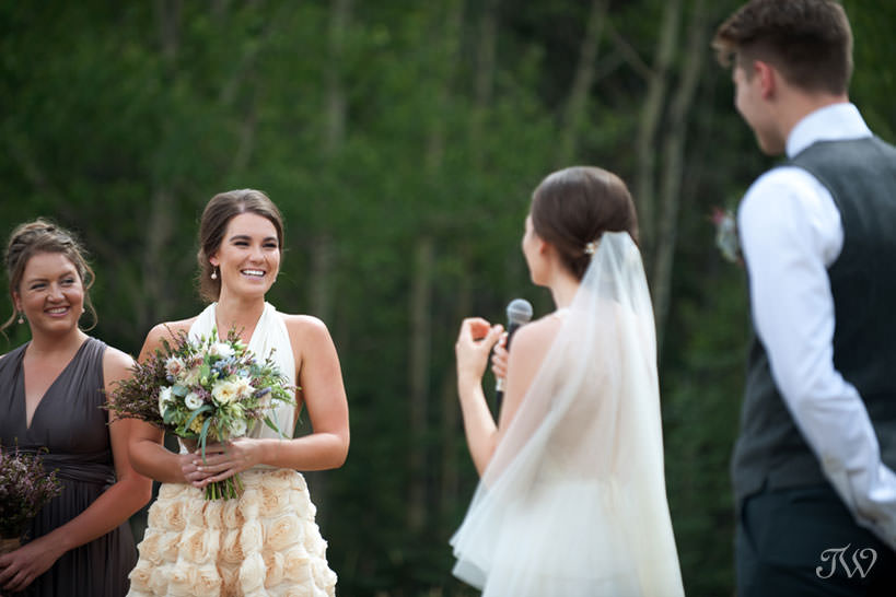 Mother of the bride shares her best wedding advice with Tara Whittaker Photography