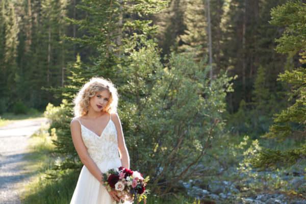 Where to take Canmore wedding photos